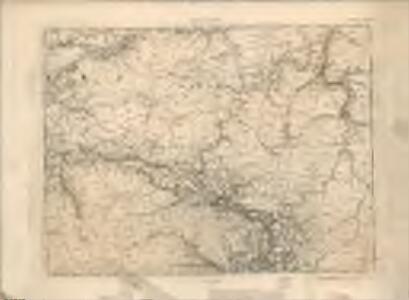 Sanquhar - OS One-Inch map