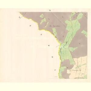 Tschimischl (Třzemesset) - m3156-1-005 - Kaiserpflichtexemplar der Landkarten des stabilen Katasters