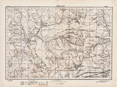 Lambert-Cholesky sheet 3559 (Sâmbăta de Jos)