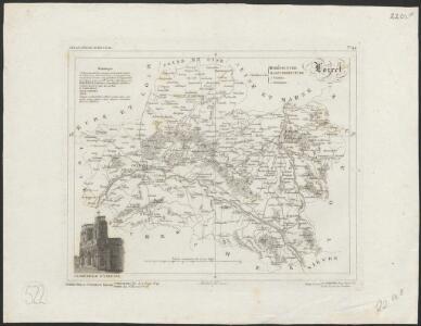[Atlas départemental : La France et ses colonies] No. 44 Loiret