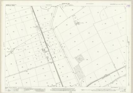 Lincolnshire XIII.5 (includes: East Halton; North Killingholme; South Killingholme; Thornton Curtis; Ulceby) - 25 Inch Map