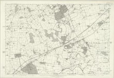 Essex XLIII - OS Six-Inch Map