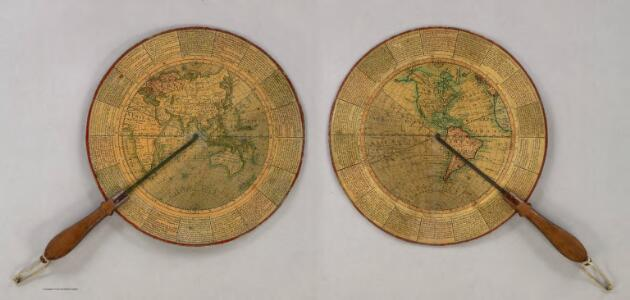 (Untitled Geographical/Astronomical Wheel).