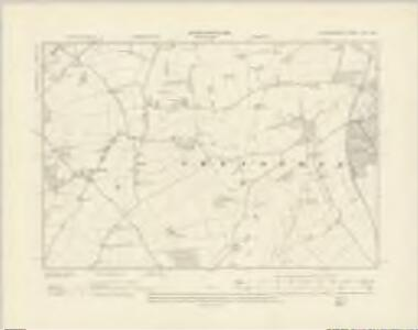 Staffordshire LVIII.SW - OS Six-Inch Map