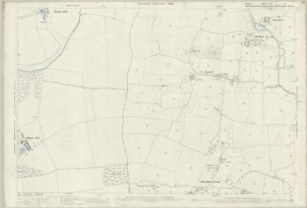 Essex (1st Ed/Rev 1862-96) XXII.2 (includes: Albury; Farnham; Furneux Pelham; Manuden) - 25 Inch Map