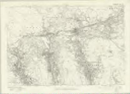 Brecknockshire XLVII - OS Six-Inch Map