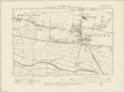 Kent XXXVII.NW - OS Six-Inch Map