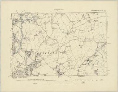 Gloucestershire LXXI.NE - OS Six-Inch Map