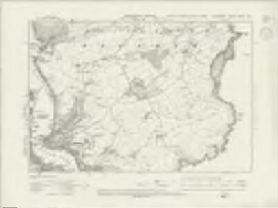 Devonshire CXXVIII.SW - OS Six-Inch Map