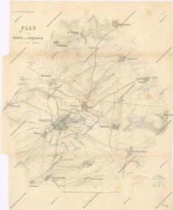 Bez titulu: Soubor plánů – Prusko-Rakouská válka 1866