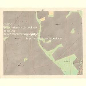Wrazow (Wracow) - m3464-1-013 - Kaiserpflichtexemplar der Landkarten des stabilen Katasters