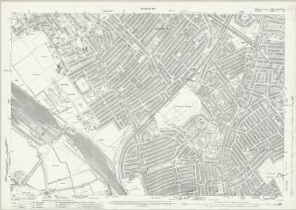 Essex (New Series 1913-) n LXXVIII.13 (includes: Cann Hall; Leyton; West Ham) - 25 Inch Map