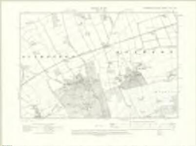 Yorkshire CVIII.SW - OS Six-Inch Map