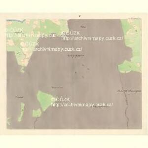 Neu Hrosenkau (Nowi Heasenkow) - m2073-1-005 - Kaiserpflichtexemplar der Landkarten des stabilen Katasters