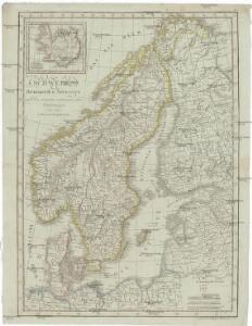 Schweden Daenemarck u. Norwegen