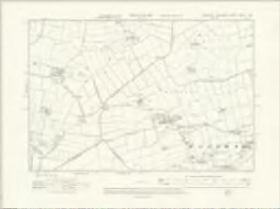 Yorkshire CCXLII.NW - OS Six-Inch Map