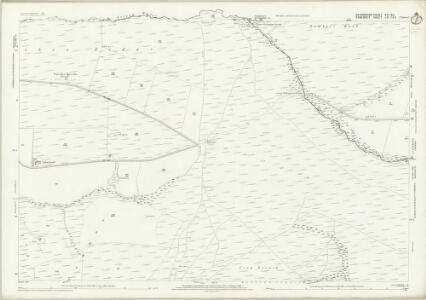 Devon XVI.1 & 5 (includes: Exmoor; Molland; Twitchen; Withypool) - 25 Inch Map