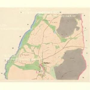 Bieltsch (Belec) - c0192-1-002 - Kaiserpflichtexemplar der Landkarten des stabilen Katasters