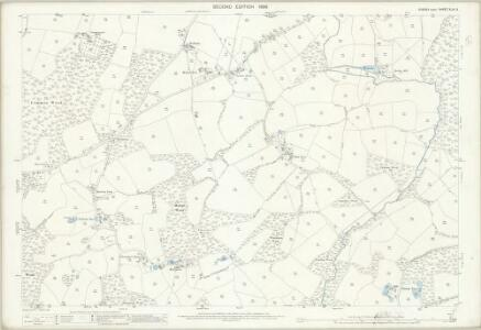 Sussex XLIV.3 (includes: Beckley; Brede; Northiam) - 25 Inch Map