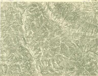 III. vojenské mapování 4368/1