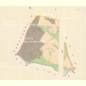Triebsch - c8013-1-003 - Kaiserpflichtexemplar der Landkarten des stabilen Katasters