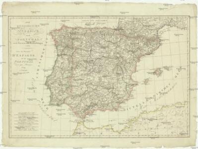 Die Königreiche Spanien und Portugal nach den neuesten Beobachtungen verfasst