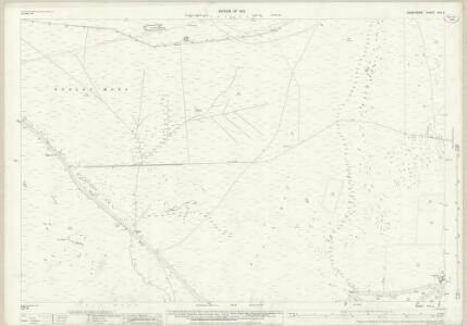 Derbyshire XVII.2 (includes: Hathersage; Holmesfield; Sheffield) - 25 Inch Map