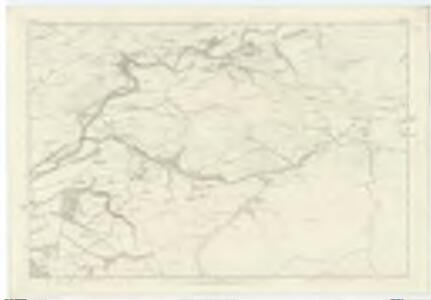 Ayrshire, Sheet LXVI - OS 6 Inch map