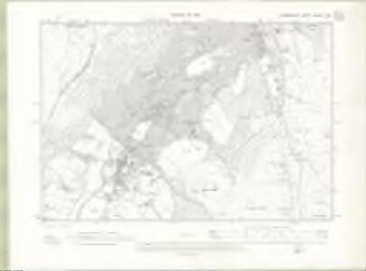 Lanarkshire Sheet XXXVIII.SW - OS 6 Inch map