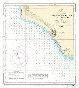 Arquipélago de Cabo Verde ilha do Maio Porto do Maio