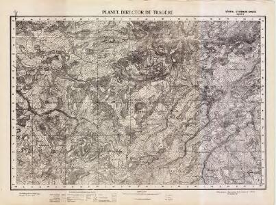 Lambert-Cholesky sheet 3057 (Vârful Strâmba Mare)