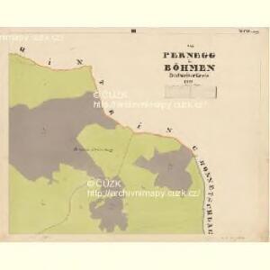 Pernek - c5699-1-003 - Kaiserpflichtexemplar der Landkarten des stabilen Katasters