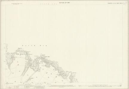 Yorkshire CXXIX.5 (includes: Flamborough) - 25 Inch Map
