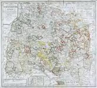 Der schwæbische Kreis. nebst den österreichischen Besizungen in Schwaben