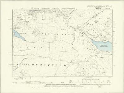 Yorkshire CCXIV.SE - OS Six-Inch Map