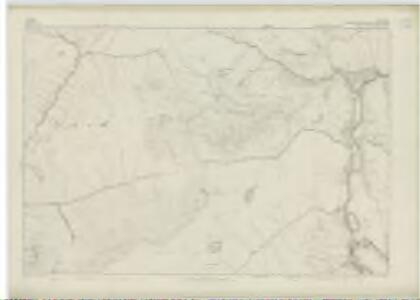 Perthshire, Sheet CI - OS 6 Inch map