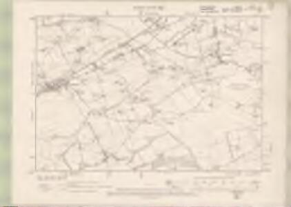 Stirlingshire Sheet XXXV.SW - OS 6 Inch map