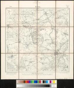 Meßtischblatt 587 : Tessin, 1898