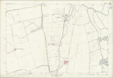Gloucestershire XIII.7 (includes: Dumbleton; Stanton; Toddington) - 25 Inch Map