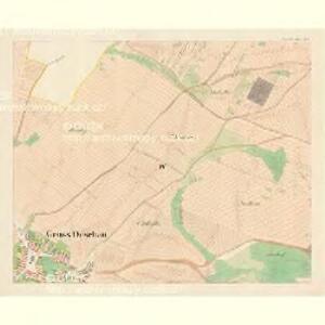 Gross Deschau - m3335-1-004 - Kaiserpflichtexemplar der Landkarten des stabilen Katasters