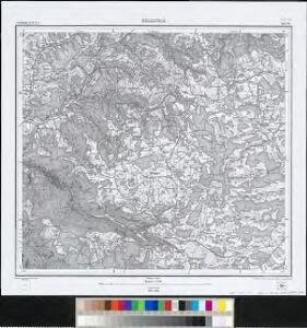 Meßtischblatt [8014] : Höllsteig, 1881
