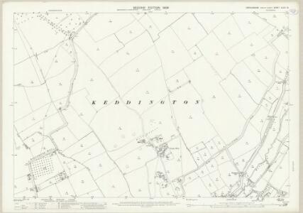 Lincolnshire XLVIII.10 (includes: Alvingham; Brackenborough; Keddington; Louth) - 25 Inch Map