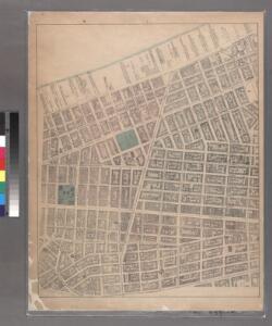 Sheet 5:[Bounded by Morton Street, Washington Street, Leroy Street, Hudson Street, Clarkson Street, Varick Street, Houston Street, Bowery Street, Chatham Square, Chatham Street, Reade Street and Washington Street.]