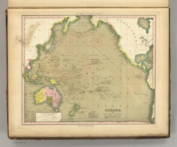 Oceana Or Pacific Ocean.