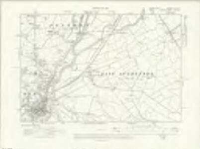 Sussex XLV.NE - OS Six-Inch Map