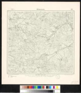 Meßtischblatt 3173 : Kleinsassen, 1907