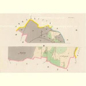 Serbitz - c7194-1-002 - Kaiserpflichtexemplar der Landkarten des stabilen Katasters