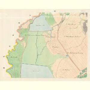 Raabe (Hrabowa) - m0877-1-002 - Kaiserpflichtexemplar der Landkarten des stabilen Katasters
