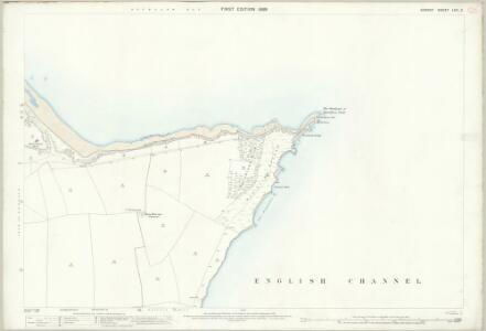 Dorset LVII.2 (includes: Studland) - 25 Inch Map
