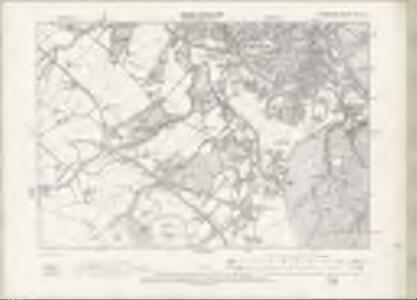 Lanarkshire Sheet XVII.NE - OS 6 Inch map